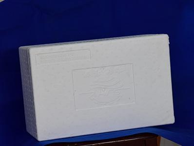 青岛泡沫邮政专用箱