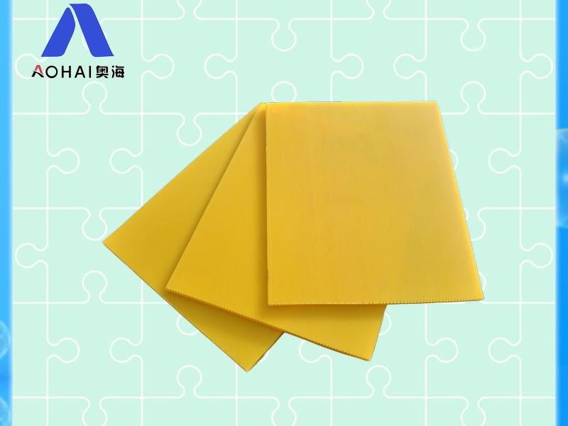 青岛PP钙塑板