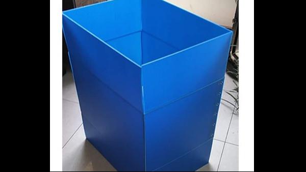 青岛奥海瑞泰中空板在周转箱上的特色