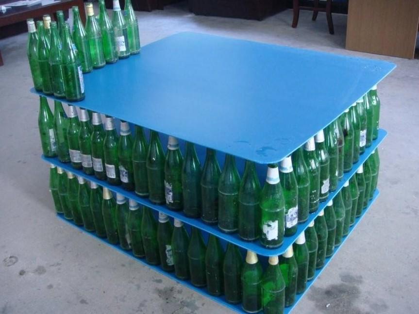 中空板罐头啤酒瓶托板
