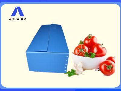 中空板蔬菜折叠箱