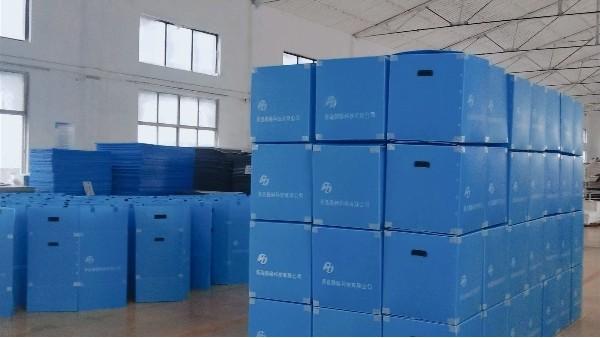 奥海瑞泰中空板周转箱是烟台和盛电子产品有限公司的放心选择