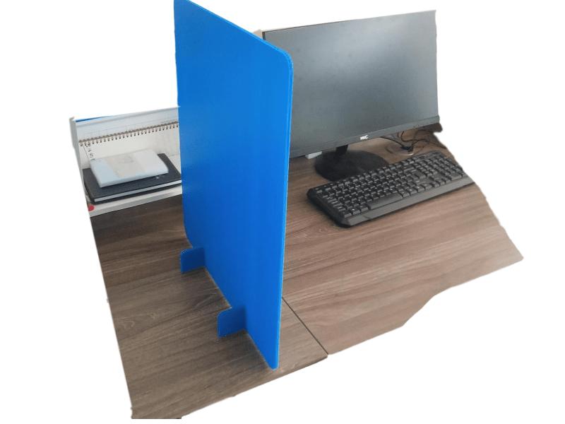 中空板餐桌隔离板