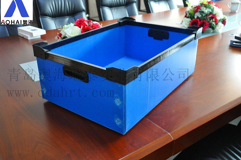中空板胶框箱 (2)