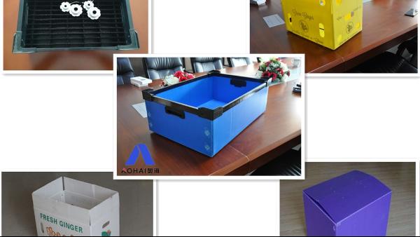 塑料中空板周转箱的周转次数和寿命