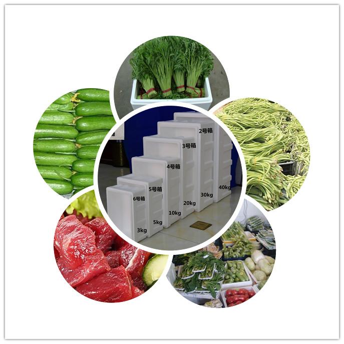 青岛奥海蔬菜运输保温箱